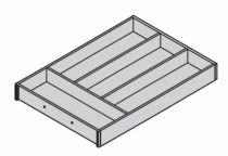 Gamme tiroir LÉGRABOX : AMBIA-LINE design bois - hauteurs M et K