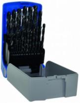 Foret à métaux : TSX HSS rectifié taillé meulé auto-centreur