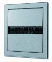 Passe-câble rond \ carré \ rectangle : Métal