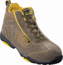 Chaussures hommes S1P : Chaussures hautes Ascanite - S1P/FO/SRA/HRO/E/A