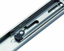 Coulisse à bille et bois : Sortie totale DZ 3832 DO / 42 - 45 kg