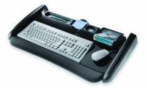 Support pour clavier d'ordinateur : Plateau de luxe pour clavier