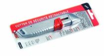 Couteau de sécurité rétractable