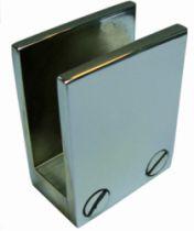 Accessoire et support pince pour verre : Pince en aluminium pour verre