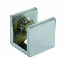 Accessoire pour porte verre : Pince fixe