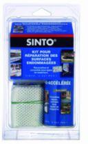 Mastic à métaux : Kit 250 résine et tissu