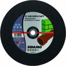 Meule de tronçonnage : C 36 2RV MT - fonte