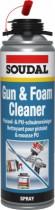 Joint : Nettoyant pistolet pour mousse PU