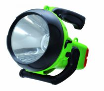 Lampe : Projecteur led - 10 W - rechargeable