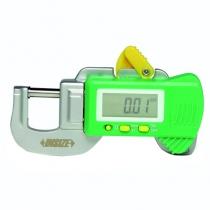 Micromètre : Indicateur digital d'épaisseur - lecture 0,05 mm