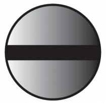 Vis métaux : Acier zingué - DIN 84