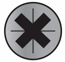 Visserie à bois inox : Coffret 1055 vis bois aggloméré tête fraisée empreinte Pozidriv inox A2