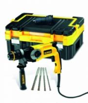 Perforateur SDS + : Kit plombier marteau D25124KT avec scie sabre DW304PK