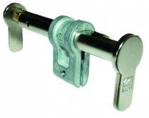 Cylindre européen standard : Cylindre borgne ajustable
