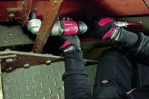 """Outillage air comprimé : Clé à choc angulaire 1/2"""" - 271 Nm - NS.A1700F2PB"""