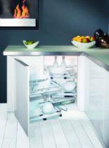 Agencement de cuisine : Kit Magic Corner complet avec paniers
