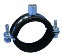 Collier isophonique BSI : Profil en caoutchouc isophonique norme DIN 4109