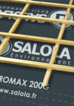 Pare-pluie et sous-toiture : Aeromax 200G et 200G 2BA