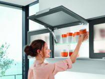 Agencement de cuisine : AVENTOS HK-XS - TIP ON