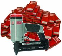 Agrafage et clouage pneumatique : Lot cloueur SLP 20XP + 100 000 pointes