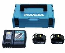 Batterie - chargeur - lampe électro-portatif : Pack énergie 18 V Li-Ion - 4 Ah