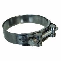 Collier : 20 et 22 mm - W1 - acier galvanisé