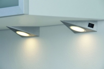 Luminaire led : Kit 3 spots Triangolo Sun - blanc neutre - 350 mA