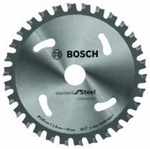 Lame de scie : Bosch - Standard for steel
