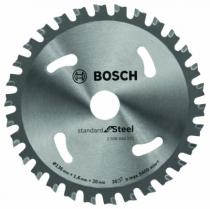 Lame de scie : Bosch - Standard for steel