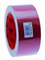 Ruban adhésif : PVC haute qualité - orange