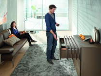 Coulisse invisible pour tiroir bois : Coulisse sortie totale MOVENTO - TIP-ON/BLUMOTION (EVS)