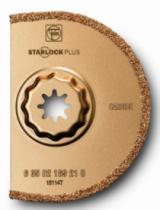 Lame pour couteau : Lame matériaux - Starlock Plus