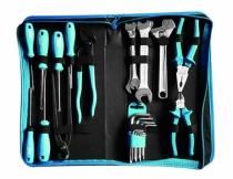 Composition d'outillage : Trousse 25 outils indispensables