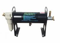 Aérogommeuse : Séparateur d'air - Decepura