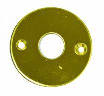Accessoire pour bouton et béquille : Ronde - épaisseur 2 mm