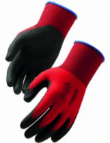 GANTS ENDUCTION PVC MOUSSE/PICOT 9