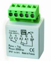Solution domotique : Télérupteur avec neutre temporisé 2000W
