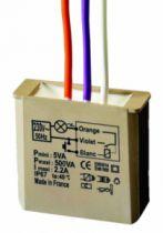 Solution domotique : Télévariateur intelligent sans neutre 500W