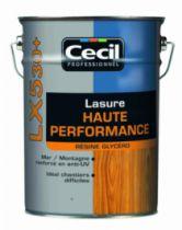 Traitement du bois : LX 530 - indice 30