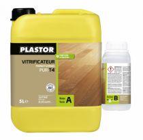 Traitement du bois : Vitrificateur Pur-T4