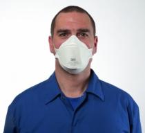 Masques pliables jetables : FFP1 - 9310+ - 3M