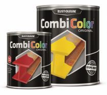 Peinture et anti-rouille : CombiColor métal - peinture anti-rouille