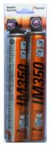BLISTER 2 CARTOUCHES DE GAZ P/IM350