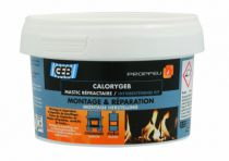 Produits de maintenance : Mastic réfractaire CALORYGEB