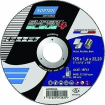 Meule de tronçonnage : SB4 - métal