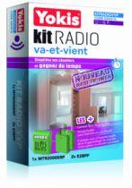 Solution domotique : Kit radio va-et-vient KITRADIOVV