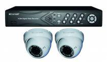 Vidéo surveillance : Kit vidéo surveillance