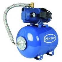 Pompe et accessoire : Groupe de surpression 50 litres - eaux claires