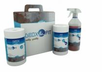 Connectique soudure et consommables : Lingettes Deox et Fit et solution neutralisante Inox Fit