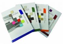 Façade polymère : Pack échantillon de 6 portes Impex livré avec 4 classeurs